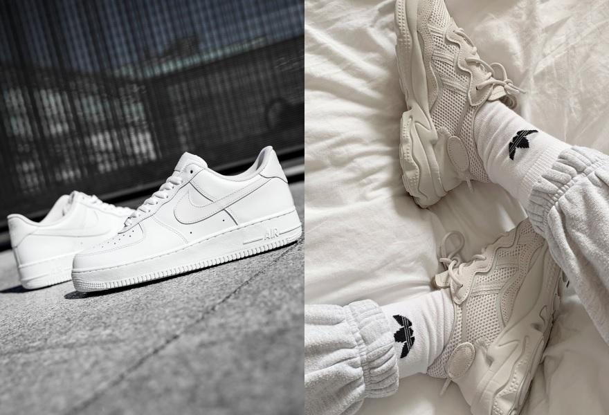 Nike Air Force 1, adidas originals Falcon