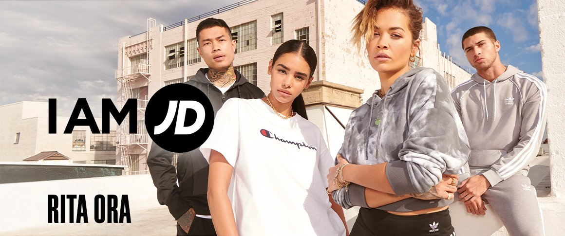 #IAMJD, IAMJD, kampanj, Rita Ora, adidas, adidas Originals, Nike, JD Sports, nyheter, streetstil, streetstyle