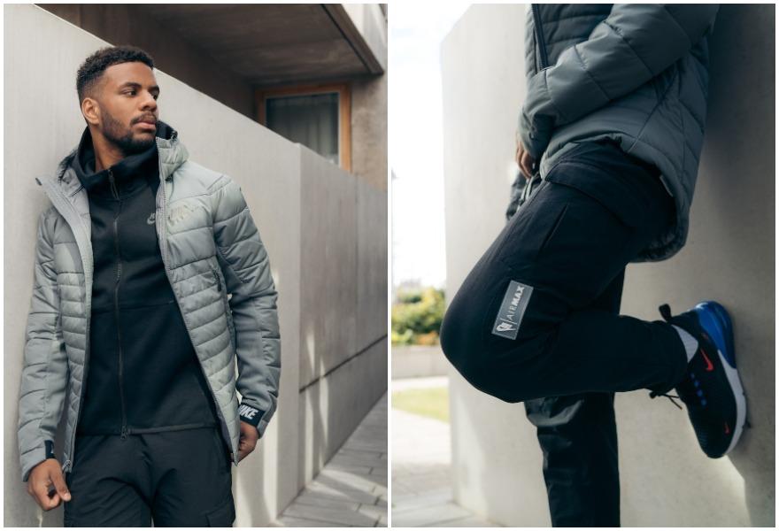 Adam Agouda, Nike, Höstmode
