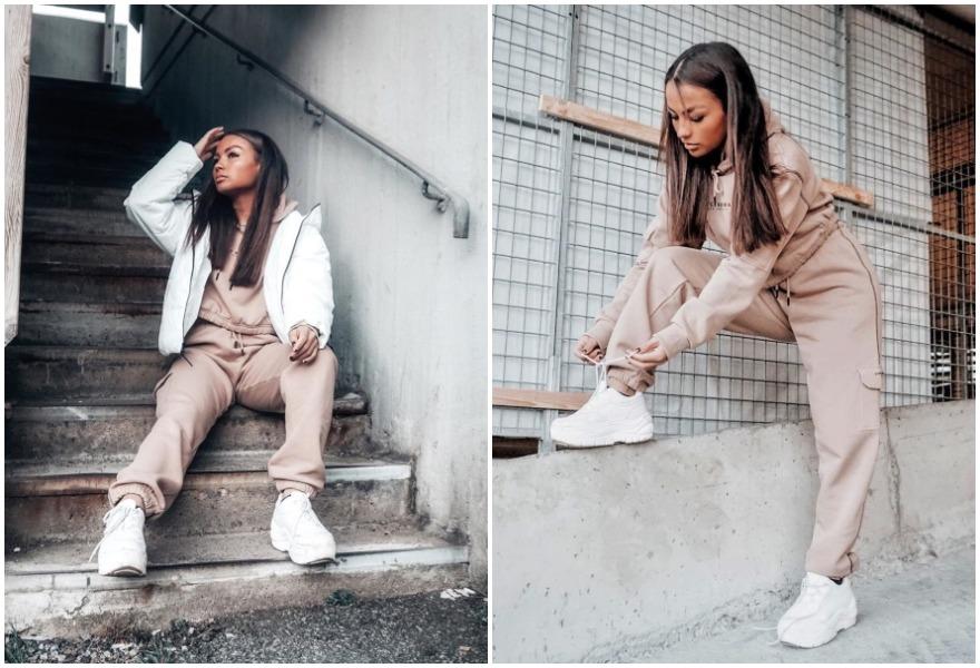 Jeane Tabuena Jonasson, Supply & Demand, Nike, Höstmode