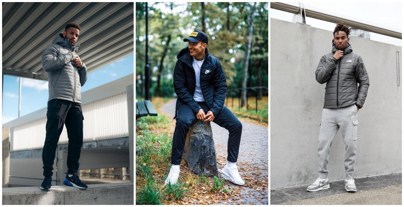 Nike, The North Face, herrjacka, herrjackor, hybridjacka, vinterjacka, höstjacka, JD Sports