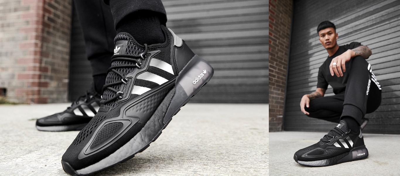 adidas, adidas Originals, ZX 2K Boost, adidas Originals ZX 2K Boost, sneakers, JD Sports
