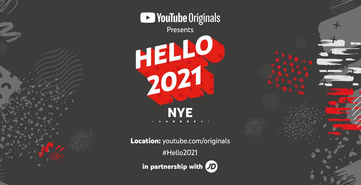 Hello 21, YouTube, nyår, nyårsfest
