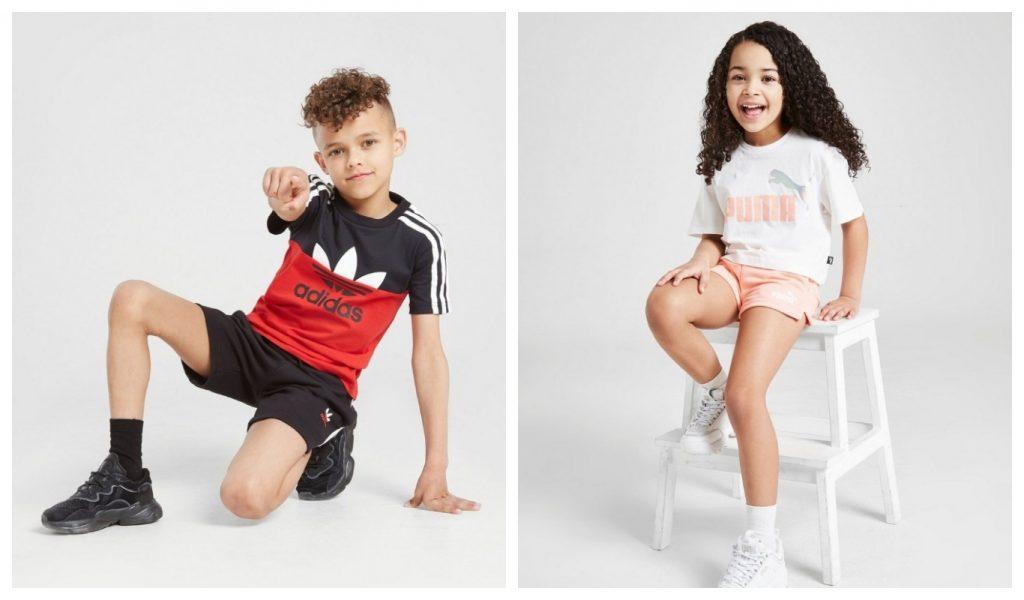 Rea, adidas originals Barnkläder, Puma Barnkläder
