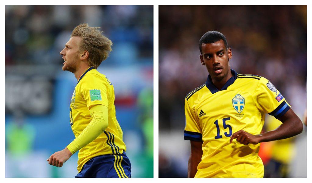 Spanien VS. Sverige