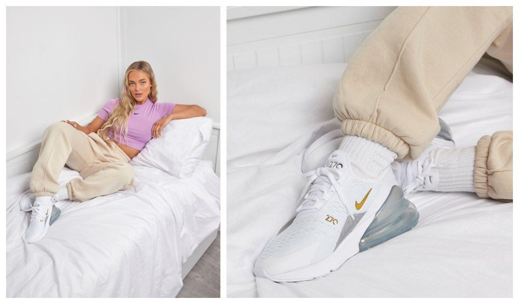 Sommarsneakers, Nike Air Max 270