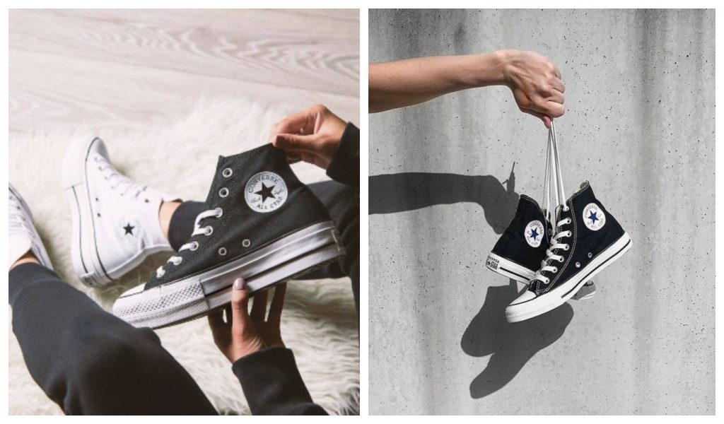 Sommarsneakers, Converse All Star