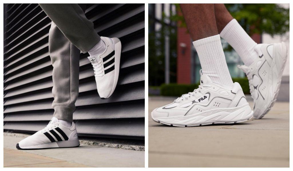 rea, adidas Originals N-5923, Fila Trigate